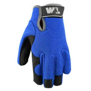 Vintage 1966 Batman Wells Lamont Youth Gloves w Bag